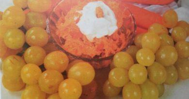 Простые и вкусные салаты из простых продуктов (продолжение)