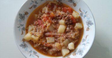 Очень вкусный и простой суп. Рецепт быстро приготовляемого густого супа из пекинской капусты с фото