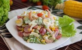 Простые и вкусные салаты на скорую руку. Пошаговые рецепты отличных салатов