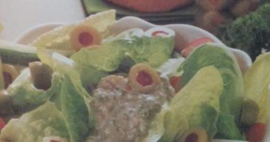 """Очень вкусный салат. Рецепт отличного, вкусного салата  """"Летний"""", с фото"""