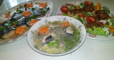 Простые и вкусные рецепты блюд из рыбы с фото. Три рецепта из одной горбуши