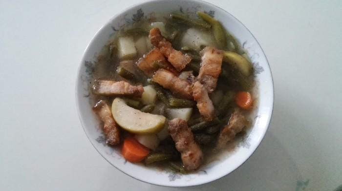 суп по-вестфальски