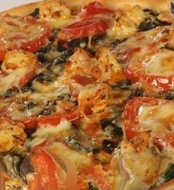 Рецепт пиццы со шпинатом в домашних условиях в духовке