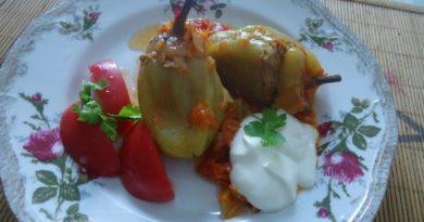 Как приготовить фаршированный перец — рецепты домашнего приготовления вкусного перца