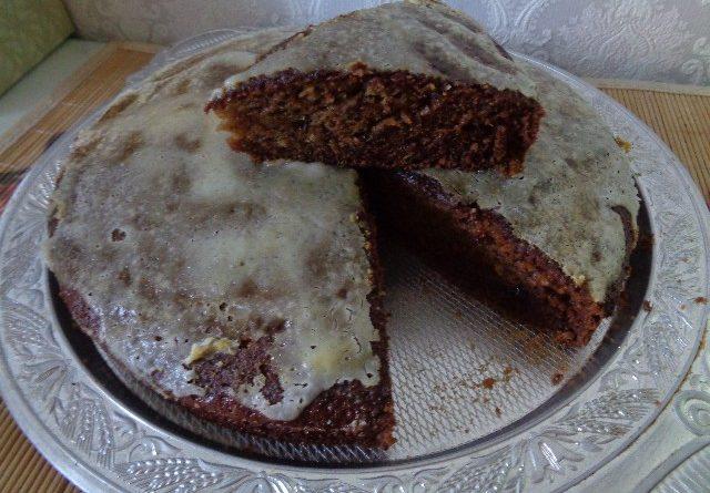 Быстрый пирог к чаю ― Пирог с вареньем на скорую руку