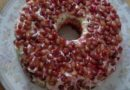 Рецепт классического салата «Гранатовый браслет» с грецкими орехами, курицей, грибами и мясом