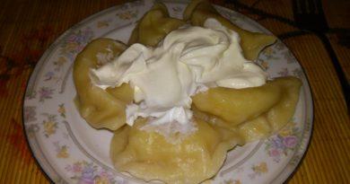Вареники: 2 рецепта приготовления вареников с картошкой