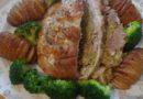 Как приготовить мясо по-французски — рецепт приготовления с брокколи и картошкой в духовке