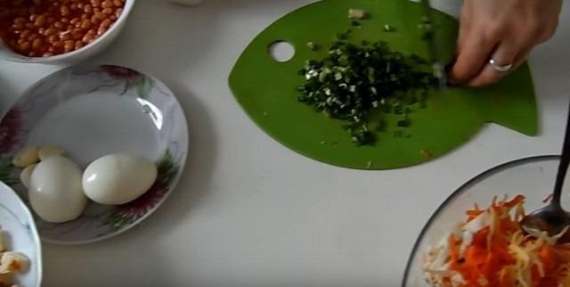 нарез. зел. лук