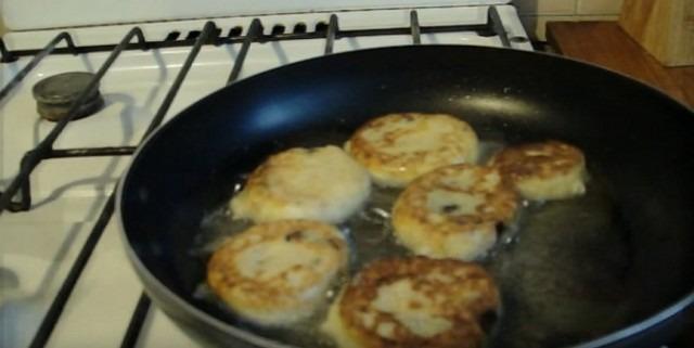Сырники творожные простой рецепт