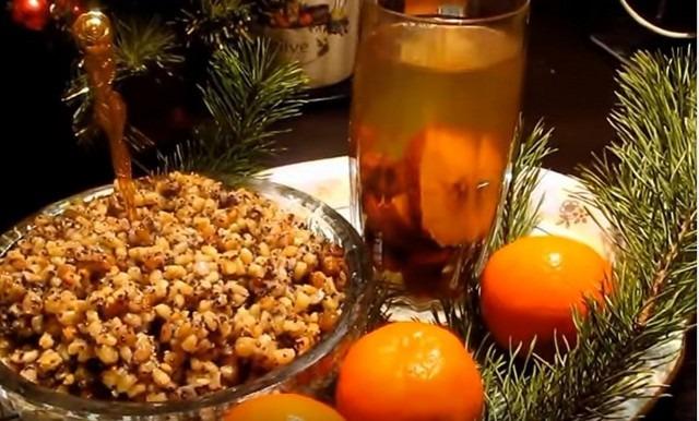 Рождество Христово 2019 ― рождественское меню в России: рецепты с фото