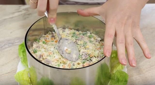 Салат оливье:  10 лучших рецептов как приготовить салат оливье