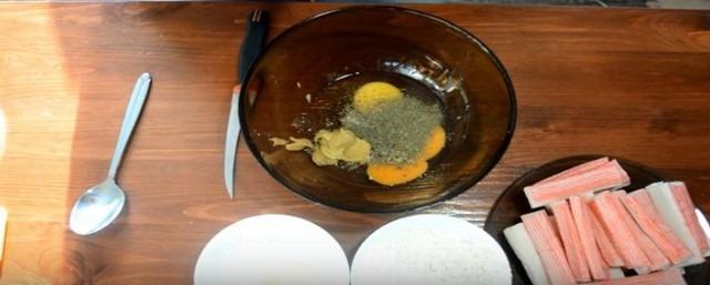 горчицу
