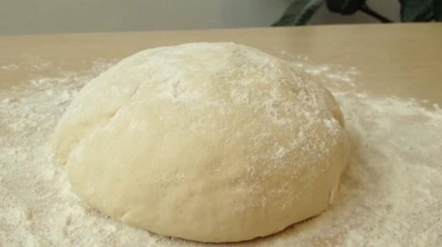 Рецепт теста для пиццы