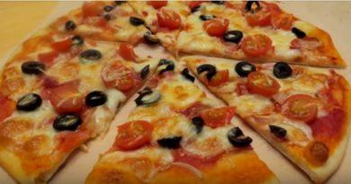 Тесто для пиццы. 6 рецептов приготовления теста для пиццы