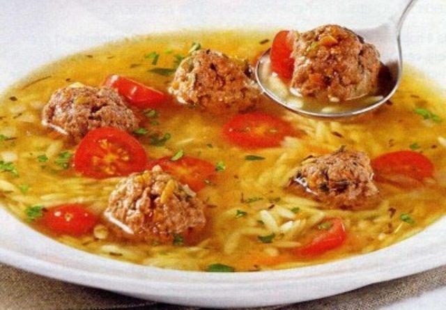 Как приготовить суп с фрикадельками. 3 пошаговых рецепта супа с фрикадельками из фарша