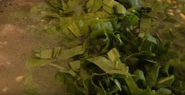 Щавель-Зелёный борщ