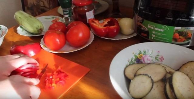 Рататуй - овощное рагу. Рецепты овощного рагу с баклажанами, кабачкам и помидорами