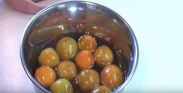 Рецепты варенья из абрикосов с косточками