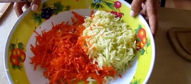 Рецепты оладьев из кабачков