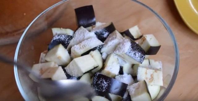 Рецепт овощного рагу