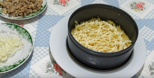 Салат мимоза - лучшие классические рецепты салата мимоза с консервами и сыром