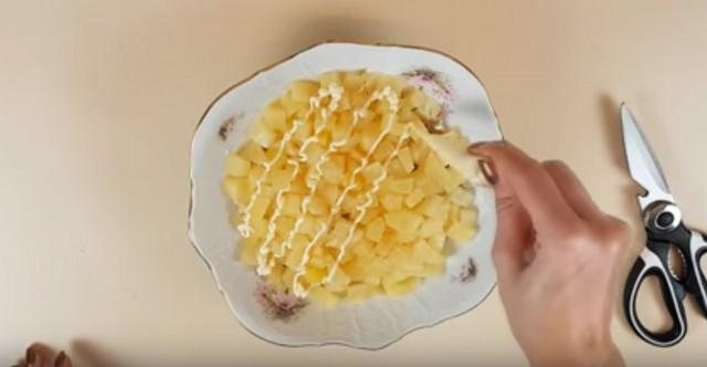 ананасы майонез
