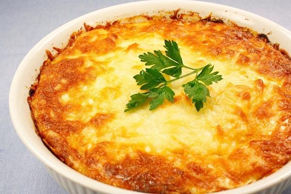 Рецепт запеканки из сырого картофеля