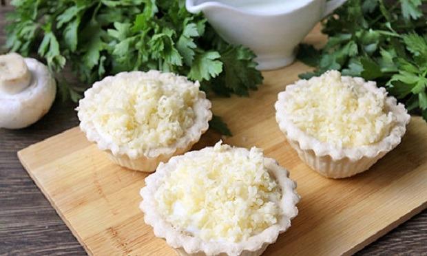 Жульен с грибами и курицей в духовке — рецепты приготовления по-домашнему