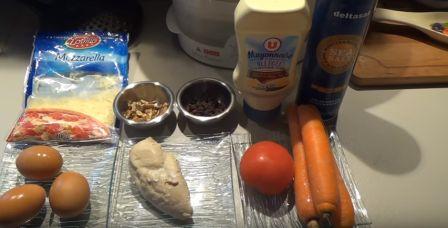 ингредиенты для салата женское счастье