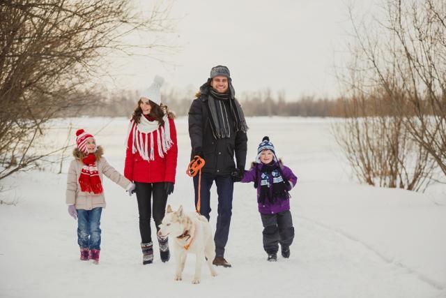 Семейная экскурсия