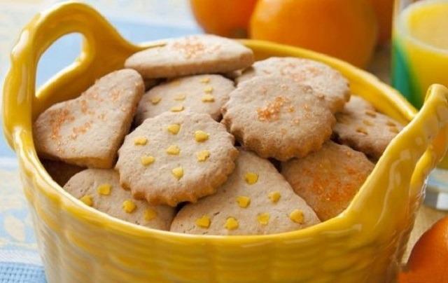 Традиционное печенье с имбирем