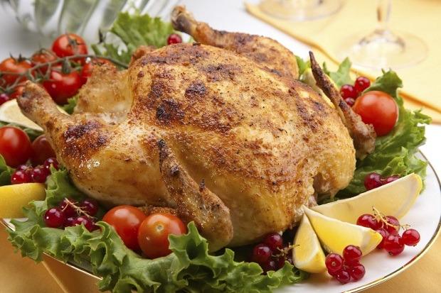 Блюда из птицы рецепты с фото простые и вкусные — 9
