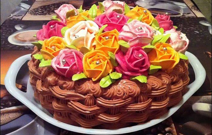 Простые торты в домашних условиях на день рождения 91