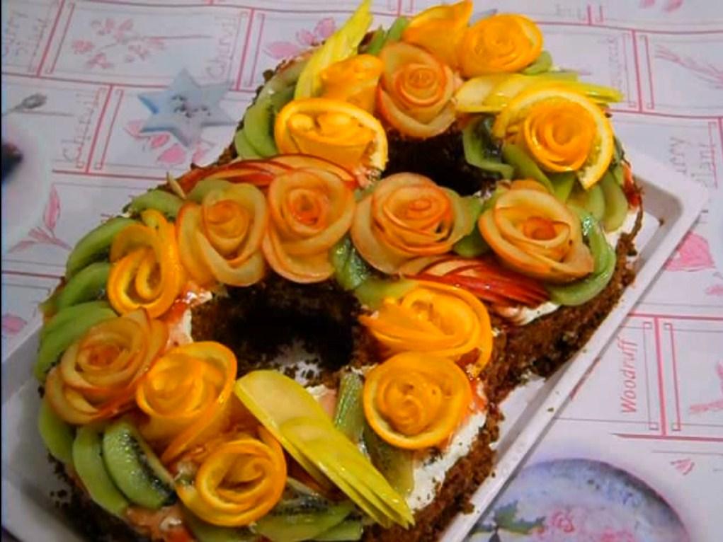 "торт ""Восьмерка"""