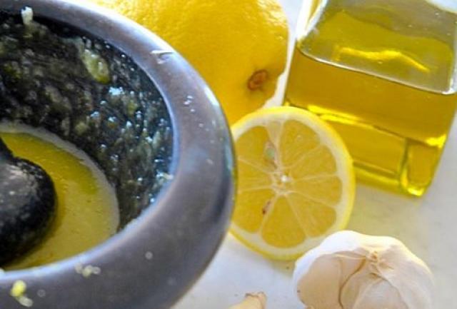 Приготовление маринада