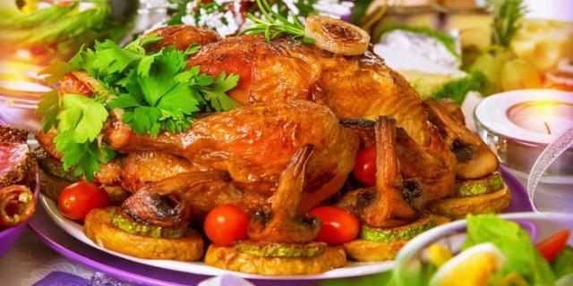 Курица жареная - Как правильно и вкусно пожарить курицу на сковороде