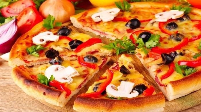 Пицца с грибами в духовке. Рецепты приготовления пиццы в домашних условиях