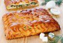 Рецепты приготовления простых и оригинальных домашних пирогов