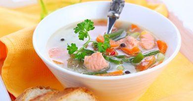 Рецепты приготовления вкусного домашнего рыбного супа