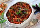Рецепты приготовления овощного рагу — рататуй, с набором различных овощей