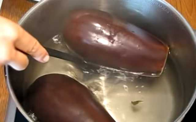 Блюда из баклажанов – рецепты запекания вкусно фаршированных овощей