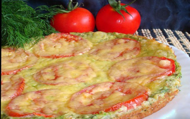 пицца из духовки