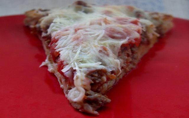 кусочек пиццы