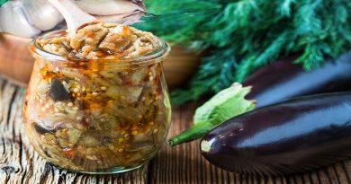 Рецепты баклажанов – лучшие варианты заготовки на зиму без стерилизации