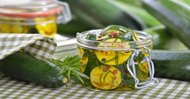 Заготовки на зиму из кабачков — самые вкусные и простые рецепты
