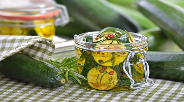 Заготовки на зиму из кабачков - самые вкусные и простые рецепты