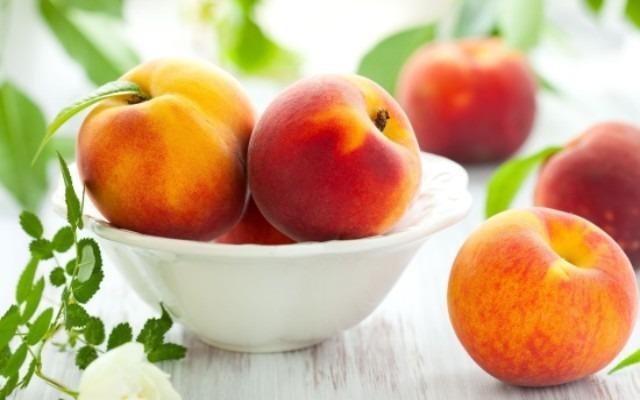 выбираем правильные персики