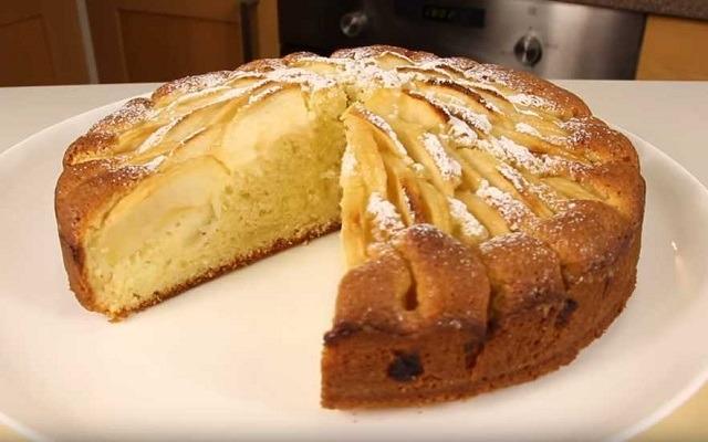 Яблочные пироги – простые пошаговые рецепты приготовления в духовке