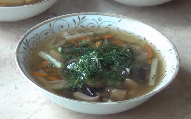 Как приготовить грибной суп – простые рецепты приготовления вкусных супов с грибами